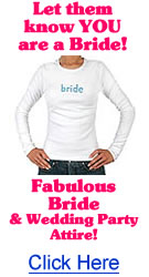 Fabulous Bridal Tees, Things, Shorts, & More!