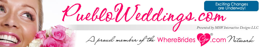 Plan your Pueblo wedding and reception with PuebloWeddings.com